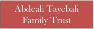 Abdeali Tayebali Family Trust Logo