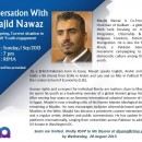 Conversation with Maajid Nawaz
